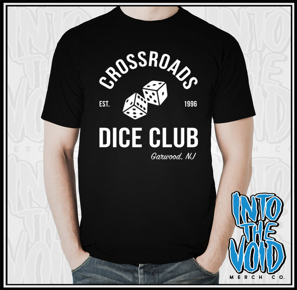 CROSSROADS - DICE CLUB - Men's Short Sleeve T-Shirt