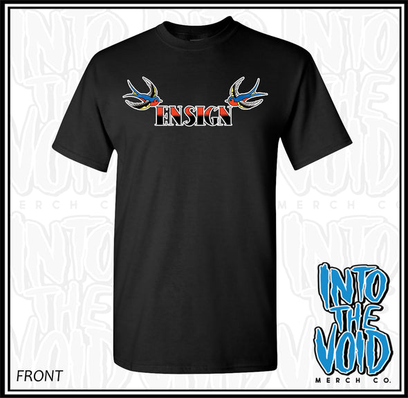 ENSIGN - BLUEBIRDS - Short Sleeve T-Shirt