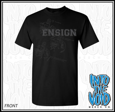 ENSIGN - GRENADE - Short Sleeve T-Shirt