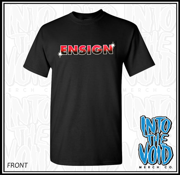 ENSIGN - LOGO - Short Sleeve T-Shirt