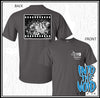 KEN SALERNO - CITY GARDENS PIT SHOTZ - Short Sleeve T-Shirt