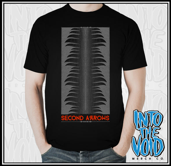 SECOND ARROWS - WAVES - Men's Short Sleeve T-Shirt