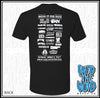 VISION - DOING IT FOR DAVE - Men's Short Sleeve T-Shirt