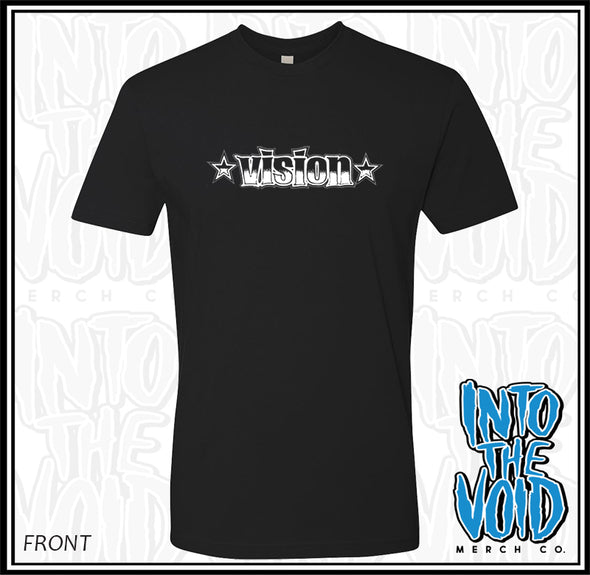 VISION - OLD-FASHIONED HARDCORE - Men's Short Sleeve T-Shirt
