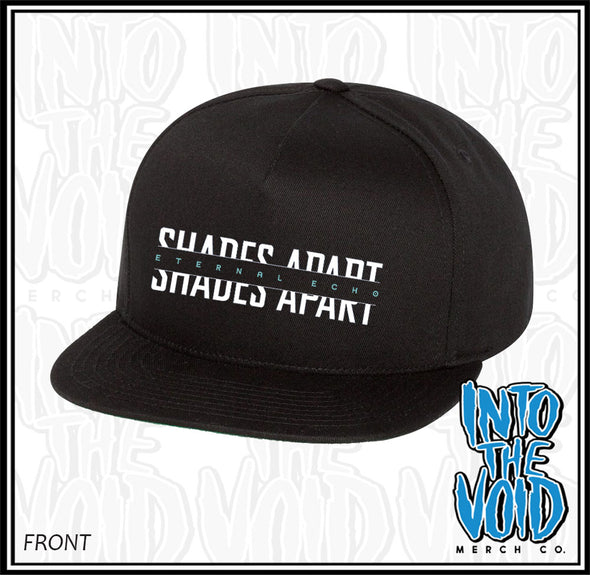 SHADES APART - ETERNAL ECHO LOGO - BASEBALL CAP