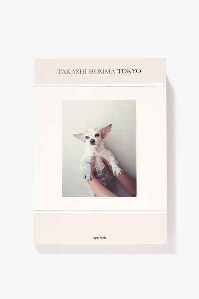 Takashi Homma - Tokyo - Front Cover