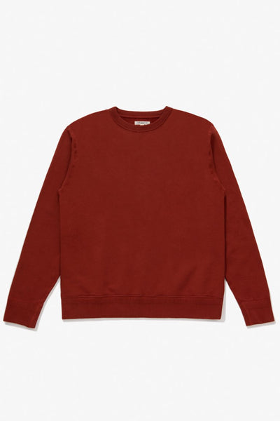 '44 FLEECE-RED OCHRE