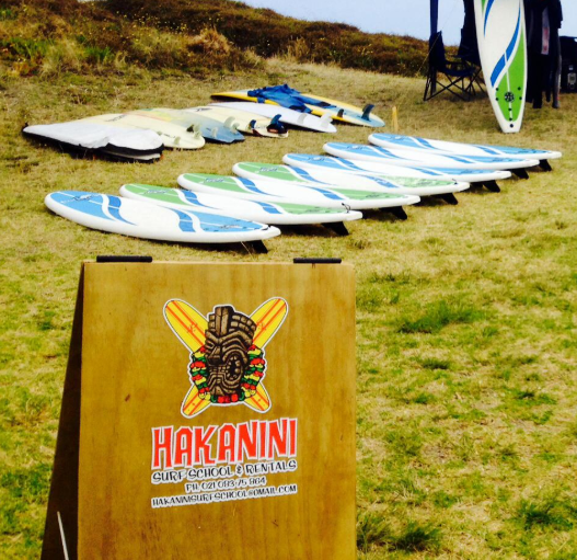 Support by Hakanini Surf
