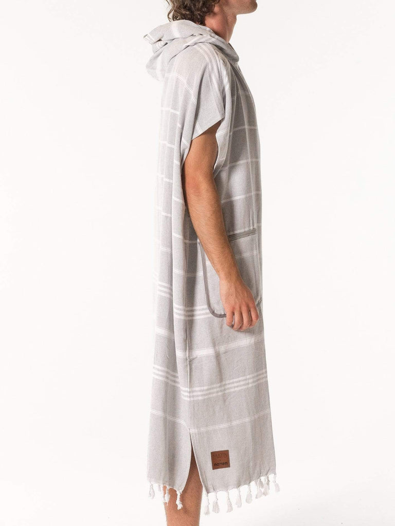 Hooded Turkish Towel NZ Poncho TURKISH PONCHO