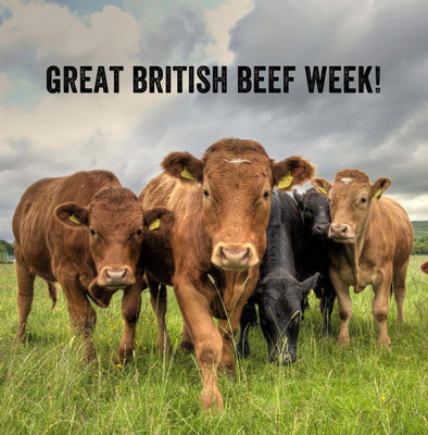 It's Great British Beef Week!