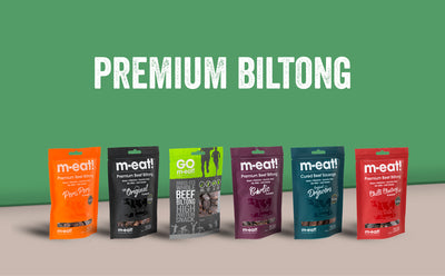 Packs of Biltong