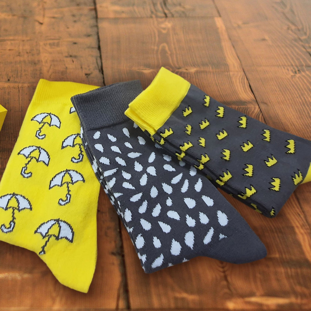Truth Socks - Men's Set of 3