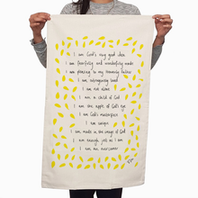 Declarations Tea Towel