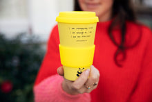 Reusable Bamboo Cup