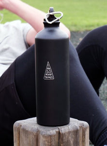 His & Hers Reusable Water Bottles