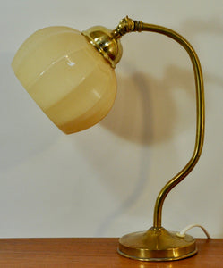 Romantisk bordslampa