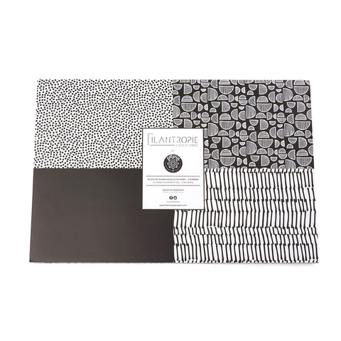 Petunia Placemat Pad - Wholesale