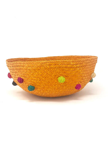 Artisan Colorful Baskets