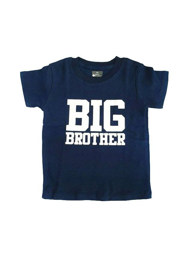 Big Brother T-Shirt - T-Shirts - Mothering Earthlings - Zirkybaby - 1