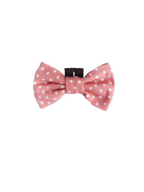 Ouchless Bow Tie - Hair Accessories - Mothering Earthlings - Biscuits Kids - 1