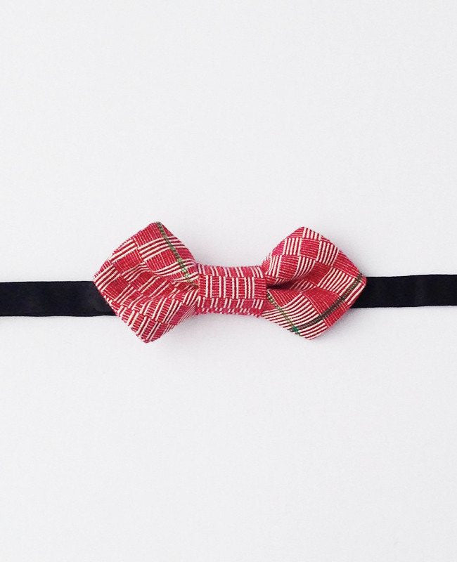 Zinnias Bow Tie - Accessories - Mothering Earthlings - Anthill