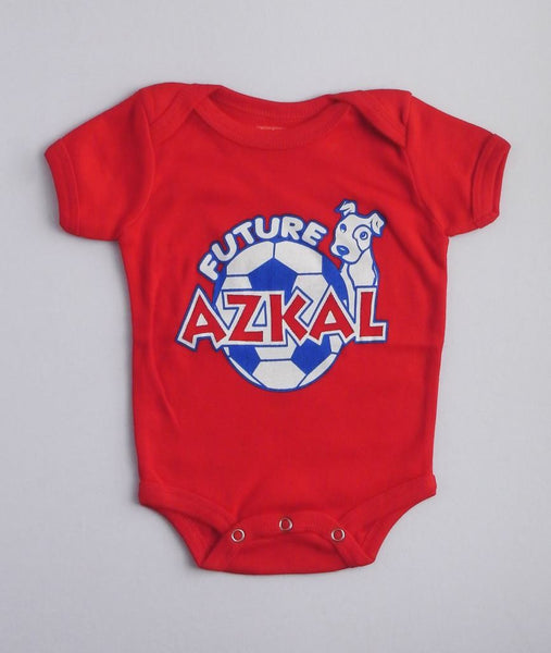 Future Azkal Onesie - Onesies - Mothering Earthlings - Tot Couture - 1