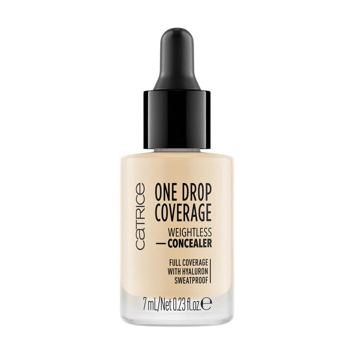 Catrice One Drop Coverage Weightless Concealer - Porcelain 003