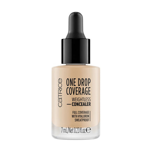 Catrice One Drop Coverage Weightless Concealer - Nude Beige 020