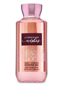 Bath & Body Works Shower Gel - A Thousand Wishes - UNIT