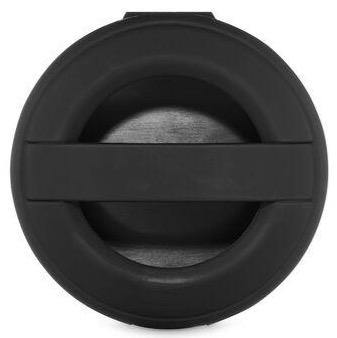 Bath & Body Works Car Fragrance Holder - Black Soft Touch Visor Clip - UNIT