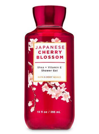 Bath & Body Works Shower Gel - Japanese Cherry Blossom - UNIT