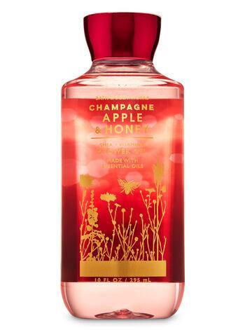 Bath & Body Works Shower Gel - Champagne Apple & Honey - UNIT