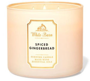 3-Wick Candle - Spiced Gingerbread
