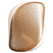 Load image into Gallery viewer, Tangle Teezer Compact Styler Hairbrush - Gold Starlight