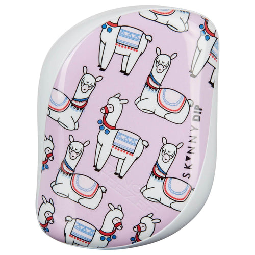 Tangle Teezer Compact Styler Hairbrush - Lovely Llama - UNIT
