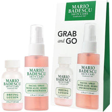將圖像加載到圖庫查看器中,Mario Badescu - Grab and Go Travel Set