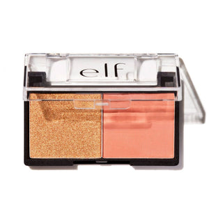 Elf Best Friend Eyeshadow Duo - Peach Squad