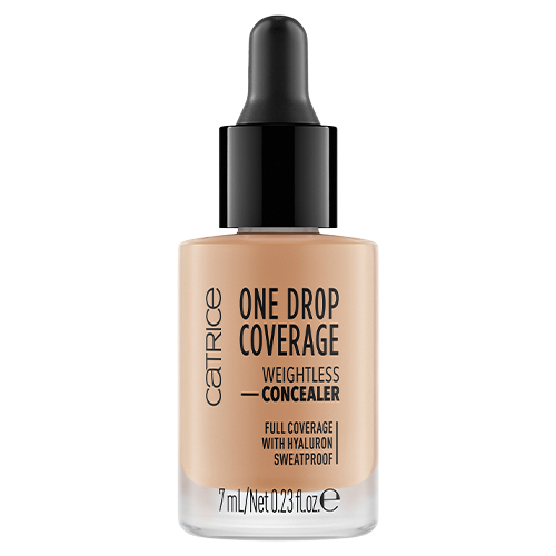 Catrice One Drop Coverage Weightless Concealer - Rosy Ash 030