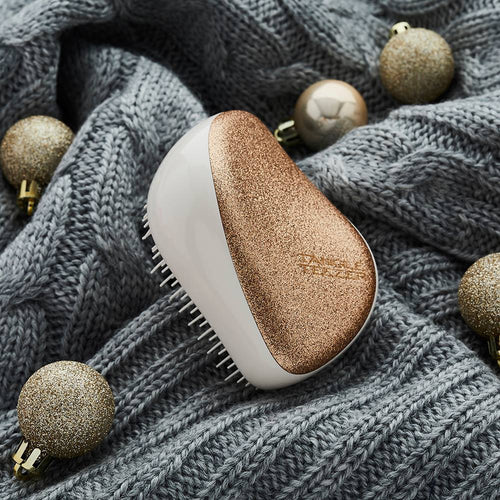 Compact Styler Hairbrush - Gold Starlight