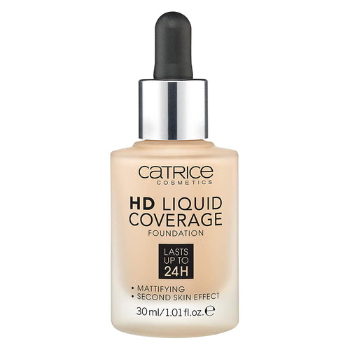 Catrice HD Liquid Coverage Foundation - Sand Beige 030