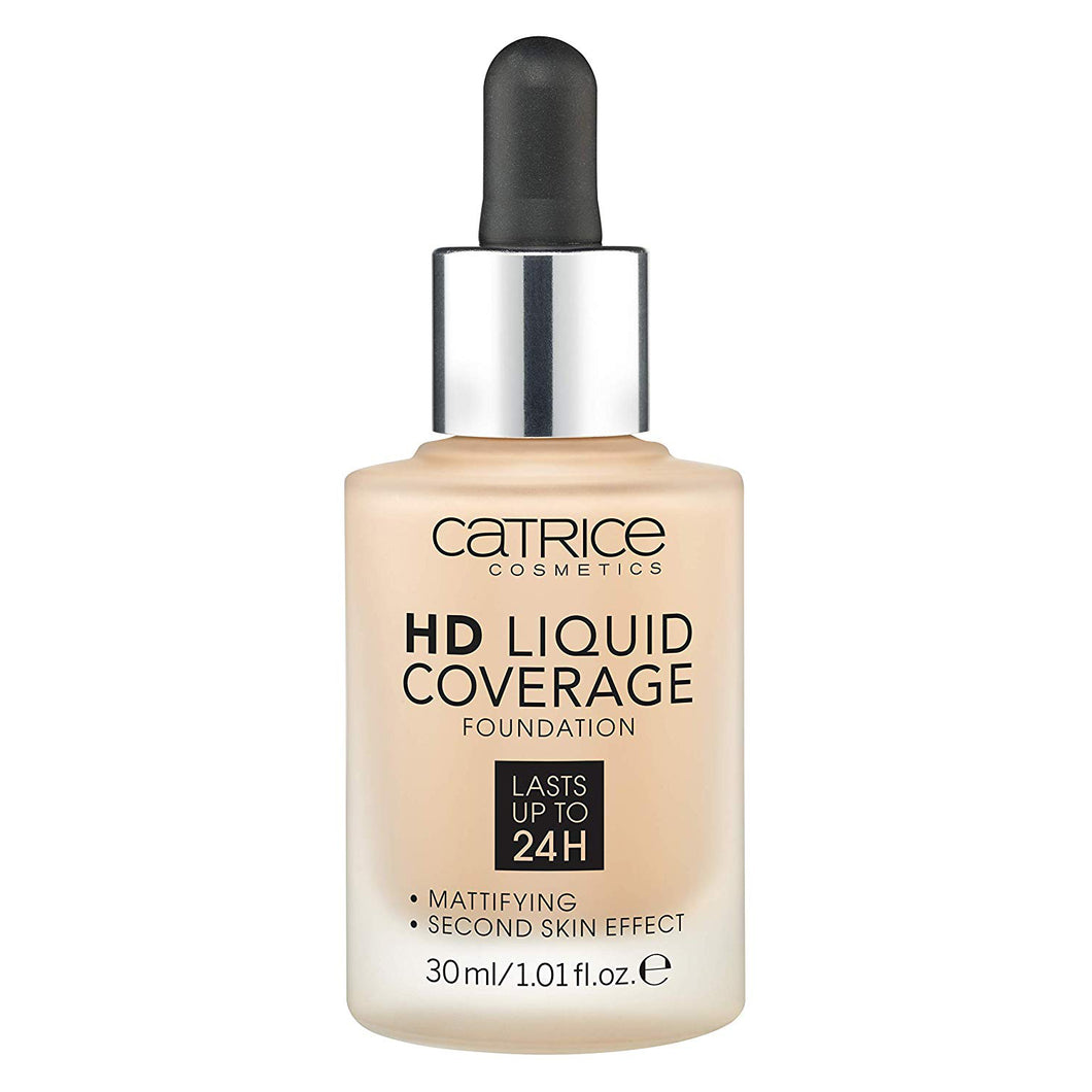 Catrice HD Liquid Coverage Foundation - Sand Beige 030 粉底