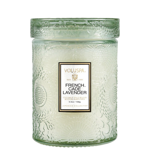 Small Jar Candle - French Cade Lavender