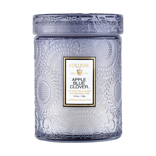 Small Jar Candle - Apple Blue Clover