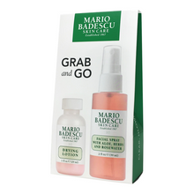 將圖像加載到圖庫查看器中,Mario Badescu - Grab and Go Travel Set - UNIT