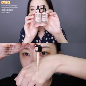 Catrice One Drop Coverage Weightless Concealer - Rosy Ash 030 遮瑕