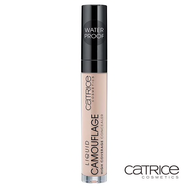 Catrice Liquid Camouflage Concealer - Light Natural 005