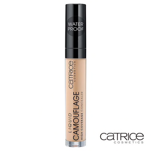 Catrice Liquid Camouflage Concealer - Honey 015 遮瑕液