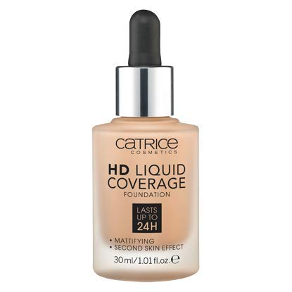 Catrice HD Liquid Coverage Foundation - Nude Beige 032