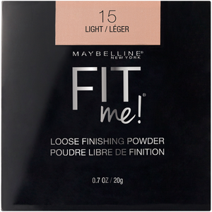 Maybelline Fit Me Loose Finishing Powder - Light 蜜粉
