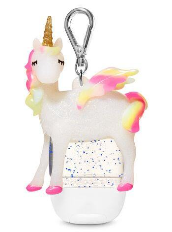 Bath & Body Works PocketBac Holder - Unicorn